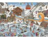 Puzzle Zimní hry