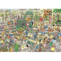 Puzzle Zahradnické centrum