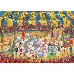 Puzzle Akrobatický cirkus