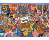 Puzzle Bingo - WASGIJ PUZZLE