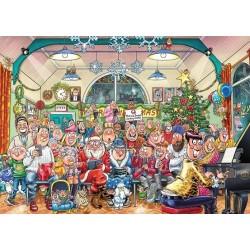 Puzzle Vánoční představení - WASGIJ PUZZLE