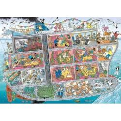 Puzzle Výletní loď