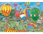 Puzzle Létající balóny