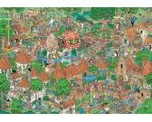 Puzzle Pohádkový les