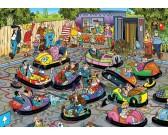 Puzzle Pouť - autodrom