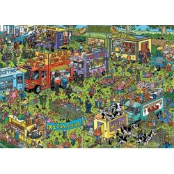 Puzzle Foodtruckový festival
