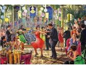 Puzzle Noční tanec