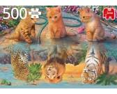 Puzzle Kočičí sny