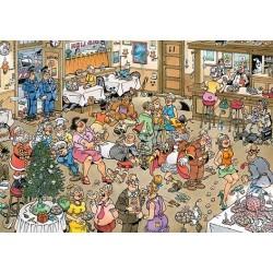 Puzzle Oslava nového roku