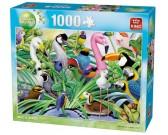 Puzzle Úžasní ptáci