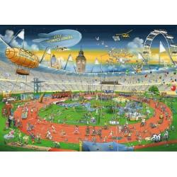 Puzzle Olympijský stadion
