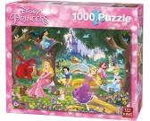 Puzzle Princezny