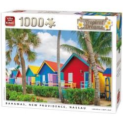 Puzzle Bahamy