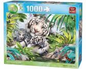 Puzzle Sibiřští tygři