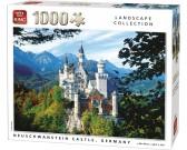 Puzzle Zámek Neuschwanstein