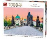 Puzzle Karlův most, Praha