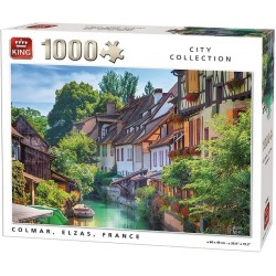Puzzle Colmar, Francie