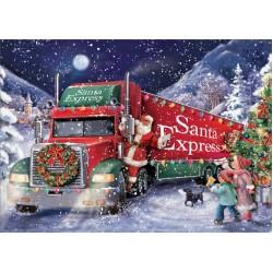 Puzzle Santa Express