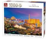 Puzzle Las Vegas v noci