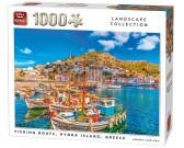 Puzzle Ostrov Hydra, Řecko