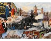 Puzzle Orient Express