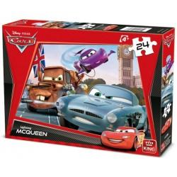 Puzzle Cars - DĚTSKÉ PUZZLE