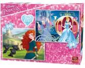 Puzzle Princezny - DĚTSKÉ PUZZLE