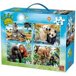 Puzzle Mláďata džungle - DĚTSKÉ PUZZLE