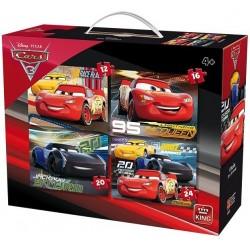 Puzzle Cars 3 - DĚTSKÉ PUZZLE