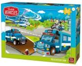 Puzzle Policie - DĚTSKÉ PUZZLE