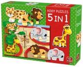 Puzzle ZOO - DĚTSKÉ PUZZLE