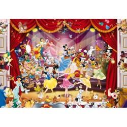 Puzzle Disney divadlo - DĚTSKÉ PUZZLE