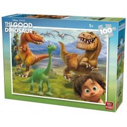 Puzzle Hodný dinosaurus - DĚTSKÉ PUZZLE