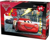 Puzzle Cars - vítěz - DĚTSKÉ PUZZLE
