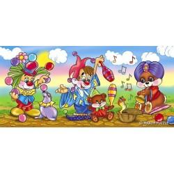 Puzzle Cirkus - DĚTSKÉ PUZZLE