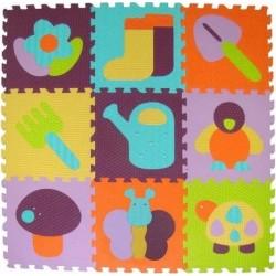 Puzzle Zahrada - PĚNOVÉ PUZZLE