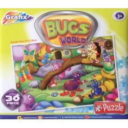 Puzzle Svět broučků - DĚTSKÉ PUZZLE