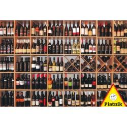 Puzzle Galerie vín