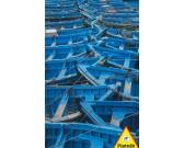 Puzzle Modré lodě