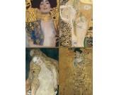 Puzzle Klimt - koláž