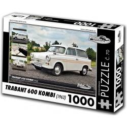 Puzzle Trabant 600 Kombi (1963)