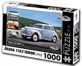 Puzzle Škoda 1102 Tudor (1952)