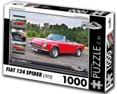 Puzzle Fiat 124 Spider (1973)