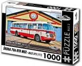 Puzzle Bus Škoda 706 RTO MEX (1973)