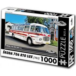 Puzzle Bus Škoda 706 RTO LUX (1965)