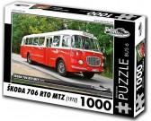 Puzzle Bus Škoda 706 RTO MTZ (1970)