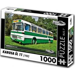 Puzzle Bus Karosa ŠL 11 (1980)