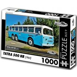 Puzzle Bus Tatra 500 HB (1964)