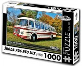 Puzzle Bus Škoda 706 RTO LUX (1960)
