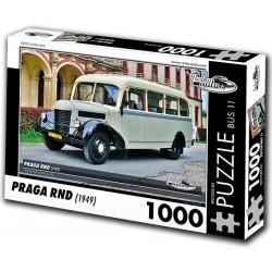 Puzzle Bus Praga RND (1949)
